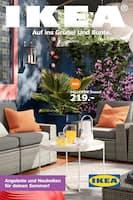 Aktueller IKEA Prospekt, Auf ins Grüne! Und Bunte., Seite 1