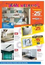 Catalogue Castorama en cours, LES BEAUX WEEK ENDS, Page 21