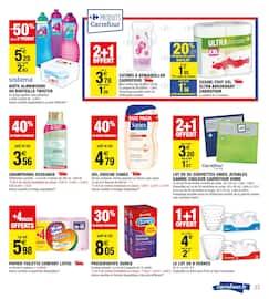 Catalogue Carrefour Market en cours, Maintenant et moins cher !, Page 33
