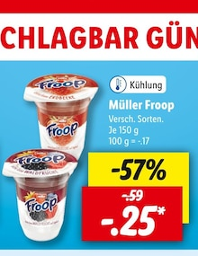 Froop Angebot: Im aktuellen Prospekt bei Lidl in Stuttgart