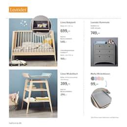 Aktueller BabyOne Prospekt, Möbel zum Wohlfühlen, Seite 42