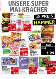 Aktueller Kaufland Prospekt, Essen ist Glück, Seite 3