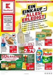 Alkoholische Getraenke im Kaufland Prospekt EIN EINKAUF - ALLES ERLEDIGT auf S. 0