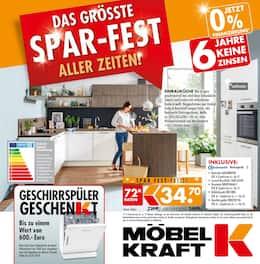 Möbel Kraft, Das größte Spar-Fest aller Zeiten! für Berlin