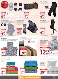 Aktueller Globus Prospekt, Mein Einkauf bei Globus, Seite 33