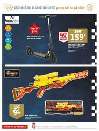 Catalogue Auchan en cours, 50% d'économie sur une sélection de jouets, Page 2
