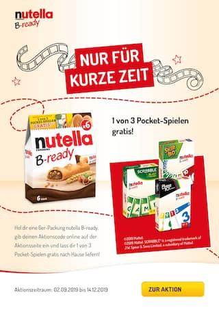 Aktueller Nutella Prospekt, Jederzeit griffbereit!, Seite 2