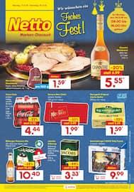 Netto Marken-Discount, Wir wünschen ein Frohes Fest! für Düsseldorf