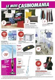 Catalogue Géant Casino en cours, Le mois Casinomania, Page 54
