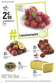 Catalogue Vival en cours, Vival 20 ans, Page 2