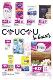Catalogue Casino Supermarchés en cours, Les 30 jours Casino live, Page 67