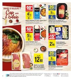 Catalogue Carrefour Market en cours, Maintenant et moins cher !, Page 6