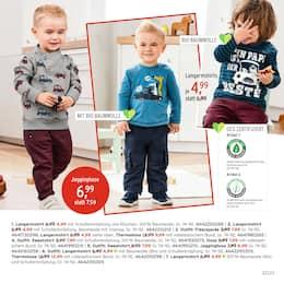 Aktueller Ernsting's family Prospekt, LÄSSIG GÜNSTIG!, Seite 23