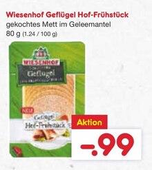 Wurst von Wiesenhof im aktuellen Netto Marken-Discount Prospekt für 0.99€
