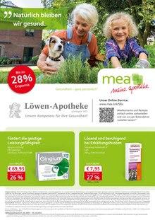 mea - meine apotheke Prospekt für Stade, Niederelbe: Unsere Oktober-Angebote, 4 Seiten, 30.9.2021 - 31.10.2021