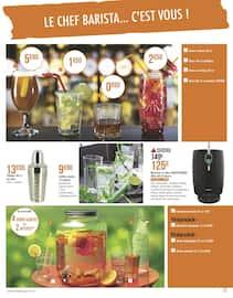 Catalogue Géant Casino en cours, Les belles inspirations maison, Page 23