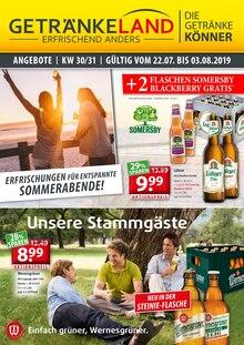 Getränkeland, GETRÄNKELAND...ERFRISCHEND ANDERS! für Schwedt (Oder)1