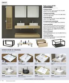 Catalogue Bricorama en cours, Salle de bains, Page 14