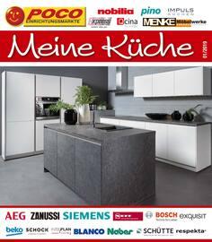 Aktueller POCO Prospekt, Meine Küche, Seite 1