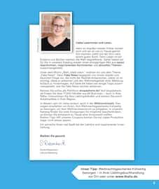 Aktueller Thalia Prospekt, Entdecke neue Welten.  Zwischen den Zeilen., Seite 3