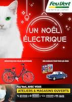 Catalogue Feu Vert en cours, Un Noël électrique, Page 1