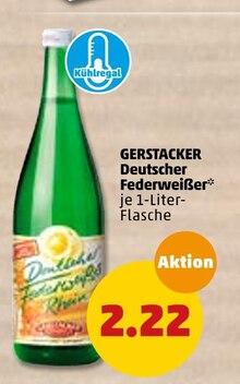 Alkoholische Getraenke von GERSTACKER im aktuellen Penny-Markt Prospekt für 2.22€