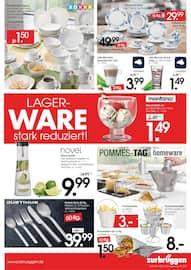 Aktueller Zurbrüggen Prospekt, Lagerware stark reduziert!, Seite 5