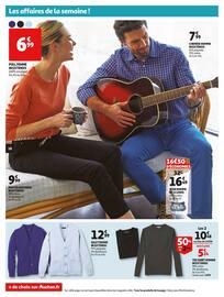 Catalogue Auchan en cours, Les 125 jours qui changent la vie, Page 18