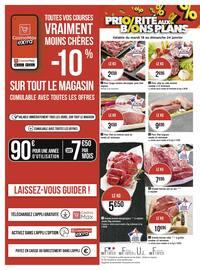 Catalogue Casino Supermarchés en cours, Priorité aux promos, Page 2