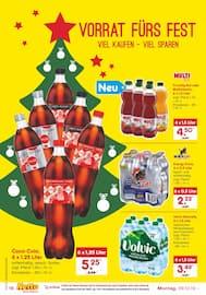Aktueller Netto Marken-Discount Prospekt, DAS BESTE ZU WEIHNACHTEN, Seite 18