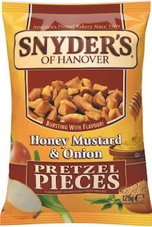 Lebensmittel von Snyder's Of Hanover im aktuellen Rossmann Prospekt für 1.39€