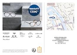 Catalogue Atol Les Opticiens en cours, Chez Atol, ce n'est pas le regard des autres qui compte, c'est le vôtre., Page 2