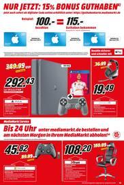 Aktueller MediaMarkt Prospekt, ALLES FÜR ECHTE PLAYER!, Seite 3