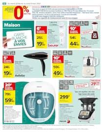 Catalogue Carrefour en cours, Carte blanche à vos envies, Page 52