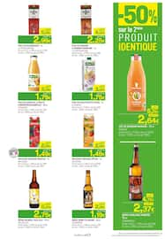 Catalogue NaturéO en cours, -50% sur le 2ème produit identique, Page 7