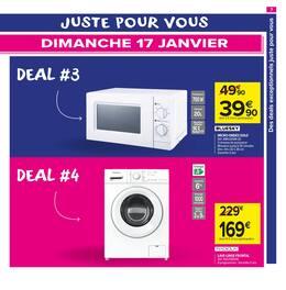 Catalogue Carrefour Market en cours, Résolument engagés pour votre budget, Page 7