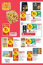 Catalogue U Express en cours, Des prix qui tombent vraiment bien !, Page 2