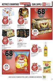 Catalogue Casino Supermarchés en cours, Le mois Casinomania, Page 15