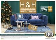 Catalogue H&H en cours, La déco, c'est cadeau, Page 1