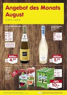 Netto Marken-Discount, ANGEBOT DES MONATS AUGUST für Düsseldorf