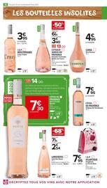 Catalogue Carrefour Market en cours, Découvrez la sélection du caviste, Page 18