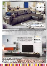 Aktueller Möbel Inhofer Prospekt, Marken- Highlights: Individuell in Design & Komfort., Seite 6
