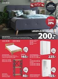 Aktueller Dänisches Bettenlager Prospekt, WSV, Seite 7