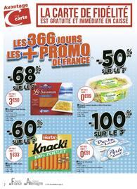 Catalogue Géant Casino en cours, Le mois Casinomania, Page 2