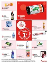Catalogue Auchan en cours, La folie des mini prix, Page 34