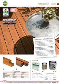 Aktueller BAUHAUS Prospekt, Gartengestaltung/Metallzaun, Seite 19