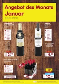 Aktueller Netto Marken-Discount Prospekt, Angebot des Monats Januar, Seite 1