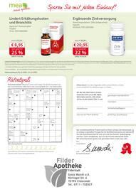 Aktueller mea - meine apotheke Prospekt, Unsere Dezember-Angebote, Seite 4