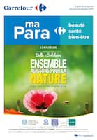 Catalogue Carrefour en cours, ma Para, Page 1