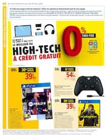 Catalogue Carrefour en cours, High-tech, restez connectés à vos envies, Page 8